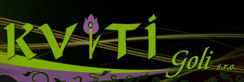 Květinové studio KVÍTÍ Goli